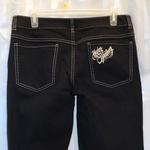 Harley Davidson Woman's size 10 boot cut jeans